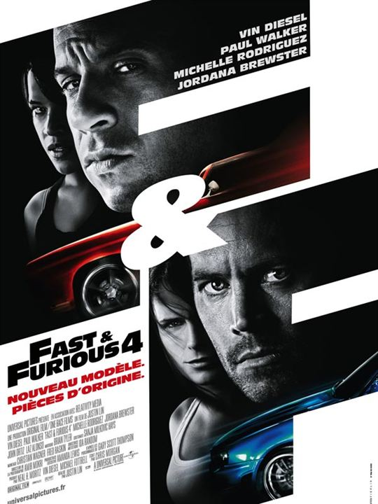 Fast and Furious 4