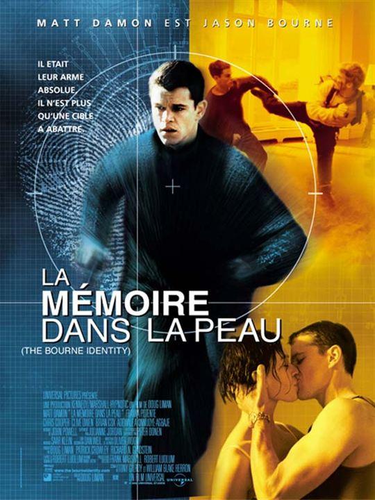 Jason Bourne : La Mémoire dans la peau