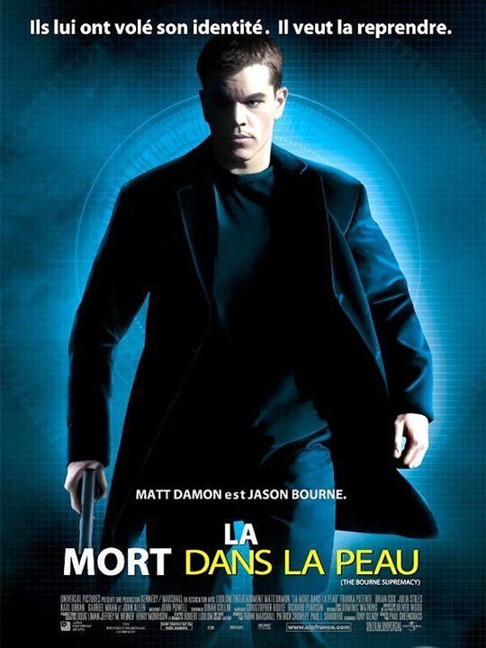 Jason Bourne : La Mort dans la peau