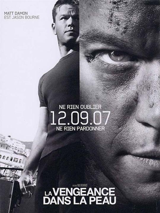 Jason Bourne : La Vengeance dans la peau