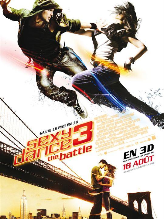 Sexy Dance 3D : the battle