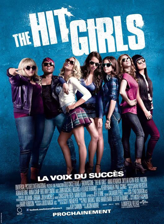 The Hit Girls (Pitch Perfect)